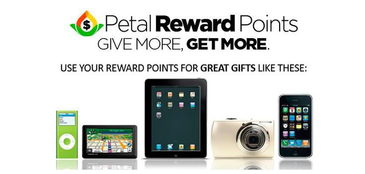 - Earn Reward Points with every purchase!